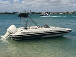21 ft. Stardeck Aurora 2000 Deck Boat Boat Rental Miami Image 32