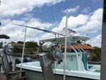 33 ft. Contender Boats 31 Fish Around w/2-250HP Center Console Boat Rental Miami Image 4