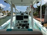 33 ft. Contender Boats 31 Fish Around w/2-250HP Center Console Boat Rental Miami Image 5