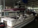 24 ft. Sylvan Marine 824 Elite Pontoon Boat Rental Rest of Southeast Image 1