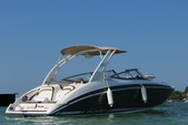 24 ft. Yamaha 242 Limited S Jet Boat Boat Rental Miami Image 5
