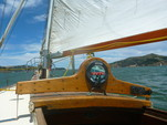 45 ft. Custom Ketch Classic Boat Rental San Francisco Image 7