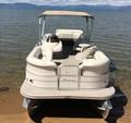 26 ft. Sun Tracker by Tracker Marine Party Barge 27 Regency IO Pontoon Boat Rental Rest of Southwest Image 2