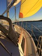 30 ft. Catalina 30 Fin Cruiser Boat Rental Rest of Northwest Image 9