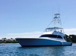 59 ft. Viking Yacht 58 Convertible Flybridge Boat Rental Boston Image 1