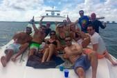 54 ft. Sea Ray Boats Sundancer 55 Cruiser Boat Rental Miami Image 3