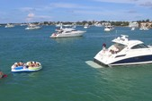 54 ft. Sea Ray Boats Sundancer 55 Cruiser Boat Rental Miami Image 2
