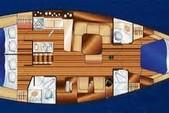 46 ft. Hunter Hunter 466 Cruiser Boat Rental N Texas Gulf Coast Image 1