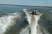 26 ft. Sea Ray Boats 260 Sundeck Bow Rider Boat Rental Washington DC Image 6