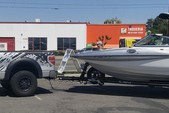 21 ft. Ski Supreme V208 Sky Ski And Wakeboard Boat Rental Sacramento Image 2