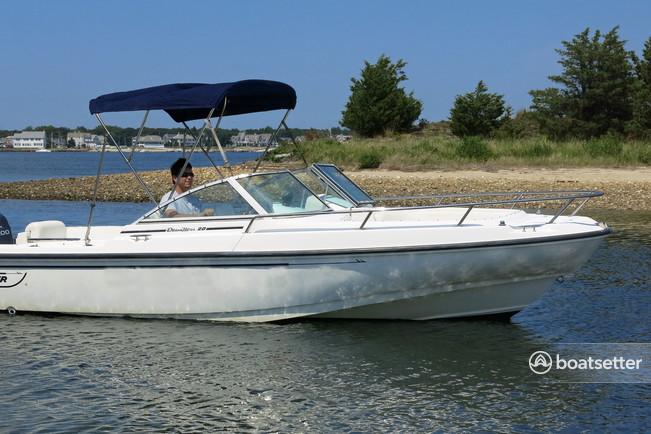 Rent a 1998 20 ft  Boston Whaler 20 Ventura in Barnstable, MA on Boatsetter