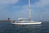 54 ft. Hallberg Rassy  HR53 Cruiser Boat Rental New York Image 3