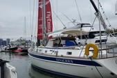 54 ft. Hallberg Rassy  HR53 Cruiser Boat Rental New York Image 4