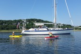 54 ft. Hallberg Rassy  HR53 Cruiser Boat Rental New York Image 10