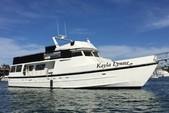 75 ft. Matthews Custom  Motor Yacht Boat Rental Los Angeles Image 1
