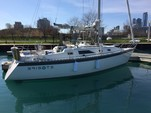 31 ft. Hunter 31 Sloop Boat Rental Chicago Image 1