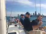 31 ft. Hunter 31 Sloop Boat Rental Chicago Image 5