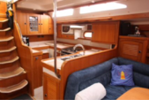 47 ft. Catalina 470 (2 Cabin Pullman) Cruiser Boat Rental New York Image 3