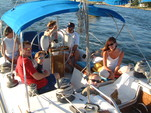 39 ft. Catalina 39 Sloop Boat Rental Miami Image 11