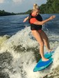 20 ft. Axis Wake Research A20 w/Trailer Ski And Wakeboard Boat Rental Louisiana Image 4