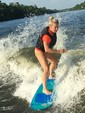 20 ft. Axis Wake Research A20 w/Trailer Ski And Wakeboard Boat Rental Louisiana Image 3