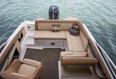 24 ft. Sea Ray Boats 240 Sundeck w/250XL Verado Bow Rider Boat Rental The Keys Image 10