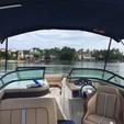 24 ft. Sea Ray Boats 240 Sundeck w/250XL Verado Bow Rider Boat Rental The Keys Image 2