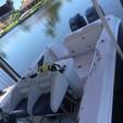 34 ft. Baja Boats 340 Sport Fish Pro Max Center Console Boat Rental Miami Image 2