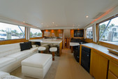 59 ft. Viking Yacht 58 Convertible Flybridge Boat Rental Boston Image 11