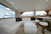 59 ft. Viking Yacht 58 Convertible Flybridge Boat Rental Boston Image 10