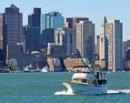 43 ft. Albin Marine Inc. 43' Sundeck Trawler Trawler Boat Rental Boston Image 4