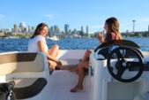 16 ft. Bayliner Element Bow Rider Boat Rental Seattle-Puget Sound Image 8