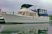 43 ft. Albin Marine Inc. 43' Sundeck Trawler Trawler Boat Rental Boston Image 6