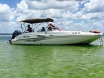 23 ft. Hurricane Boats SD 237 DC Deck Boat Boat Rental Tampa Image 14