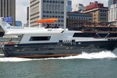 81 ft. Astondao 81 Motor Yacht Boat Rental New York Image 2