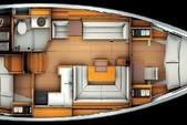 40 ft. Jeanneau Sailboats Sun Odyssey 409 Cruiser Boat Rental Tampa Image 12