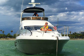 48 ft. Sea Ray Boats 47 Sedan Bridge Motor Yacht Boat Rental Miami Image 3