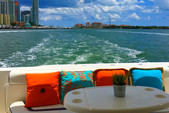 48 ft. Sea Ray Boats 47 Sedan Bridge Motor Yacht Boat Rental Miami Image 5