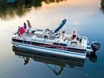 24 ft. Sun Tracker by Tracker Marine Fishing Barge DLX Pontoon Boat Rental Rest of Southwest Image 4