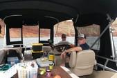 24 ft. Sun Tracker by Tracker Marine Fishing Barge DLX Pontoon Boat Rental Rest of Southwest Image 1