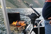 24 ft. Sun Tracker by Tracker Marine Fishing Barge DLX Pontoon Boat Rental Rest of Southwest Image 12