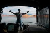 24 ft. Sun Tracker by Tracker Marine Fishing Barge DLX Pontoon Boat Rental Rest of Southwest Image 3