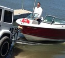 18 ft. Monterey Boats 180FS Fish And Ski Boat Rental Orlando-Lakeland Image 2
