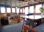 58 ft. Foss Launch Classic Boat Rental Seattle-Puget Sound Image 30