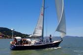 43 ft. C & C Yachts Custom 43 Classic Boat Rental San Francisco Image 11
