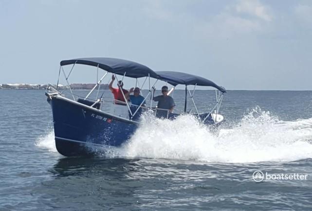 Rent A 1997 30 Ft Willard Marine 30 4 Trawler In San