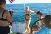 40 ft. Jeanneau Sailboats Sun Odyssey 409 Cruiser Boat Rental Tampa Image 7