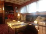 67 ft. Burger Flushdeck cruiser Motor Yacht Boat Rental Seattle-Puget Sound Image 11