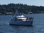 67 ft. Burger Flushdeck cruiser Motor Yacht Boat Rental Seattle-Puget Sound Image 5