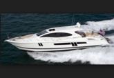 "75 ft. Lazzara Marine 75'4"" E Cruiser Boat Rental Miami Image 13"